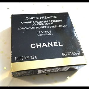 Chanel Ombré Premiere Eyeshadow 'Verde.'